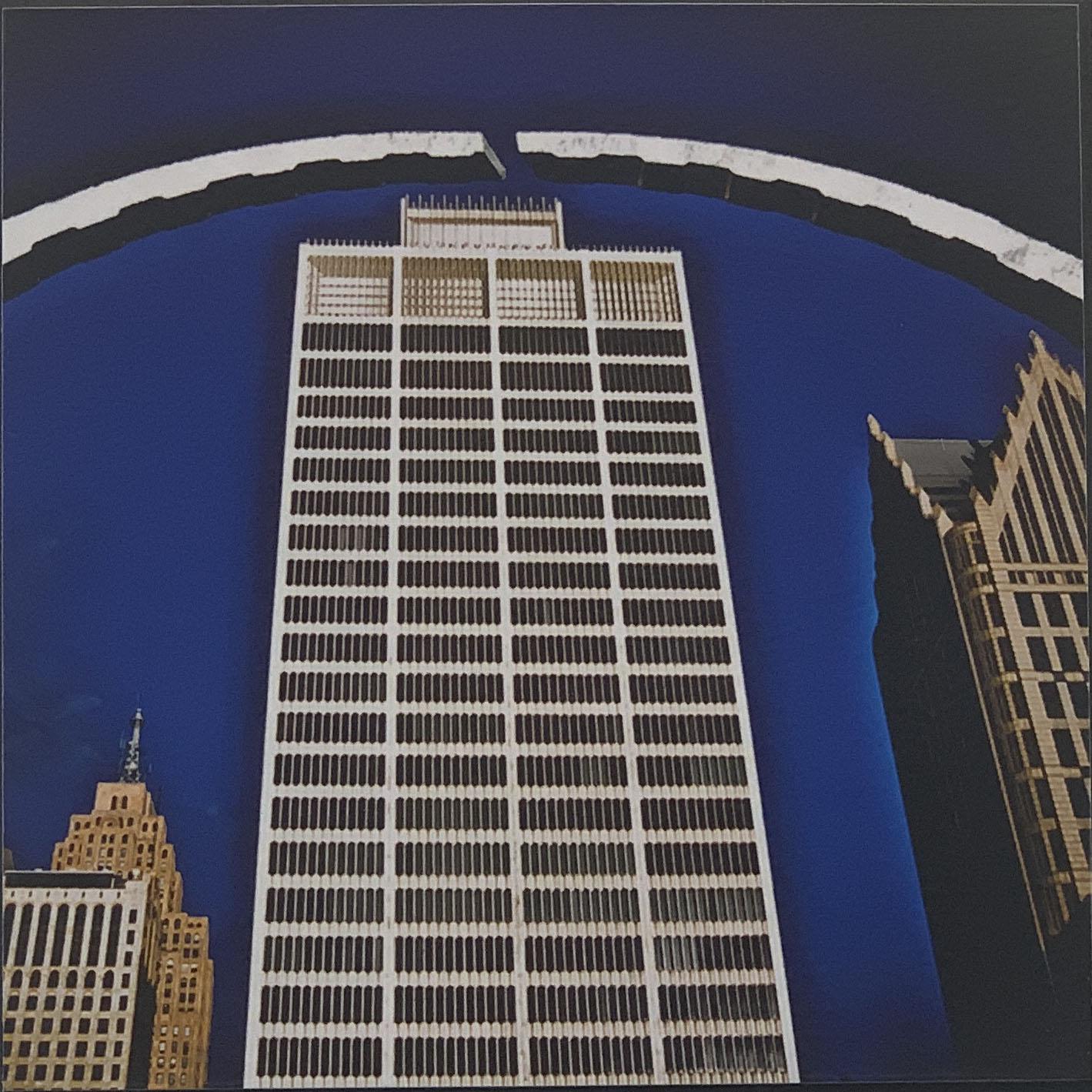 Detroit sky scraper